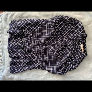 Banana Republic Chiffon-ish blouse